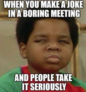 Interimaire's jokes